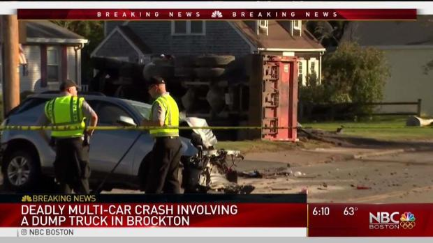 PD: 'Dope Sick' Woman Called Drug Dealer Right Before Fatal Brockton Crash