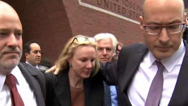 [NECN] Parents Sentenced to Federal Prison in Admissions Case
