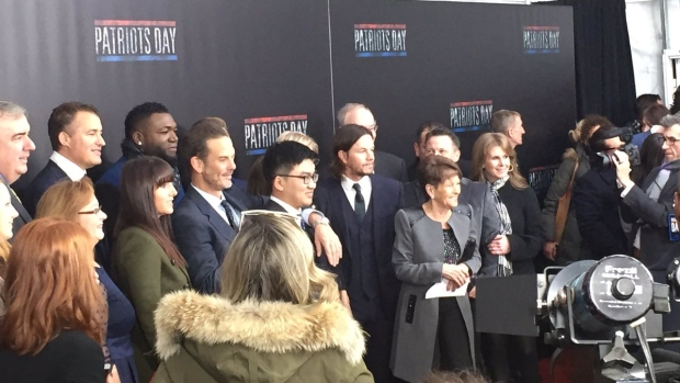'Patriots Day' Boston Premiere