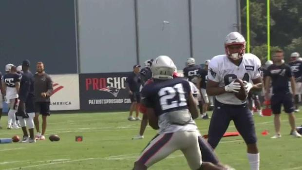 [NECN] Pats Continue Training Camp