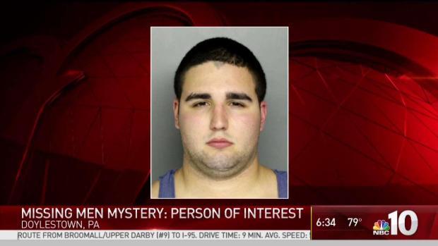 [NATL-PHI] Person of Interest in Missing Men Case Back Behind Bars
