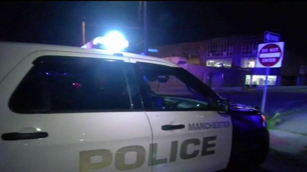 [NECN] Police-Involved Shooting in Manchester