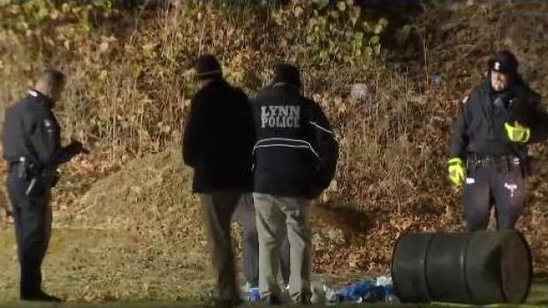 [NECN] Police Investigate Burned Body Found in Woods