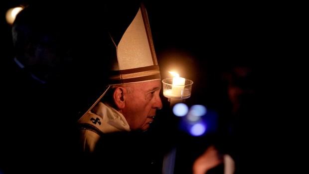 [NATL] Francis' Papacy in Photos