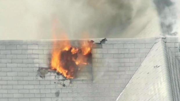 [NECN] Possible Code Violations Investigated in Everett Fire