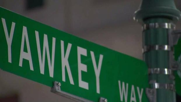 [NECN] Red Sox Push to Rename Yawkey Way