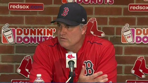 [NECN] Red Sox React to Report of Stealing Signs With Apple Watch