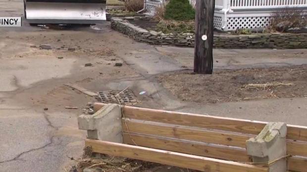 [NECN] Region Grapples with Storm Damage