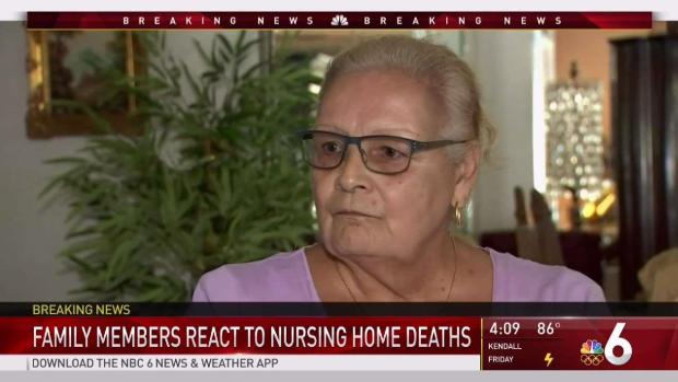 [NATL-MI] Relative Wants Answers in Death of Woman at Care Home