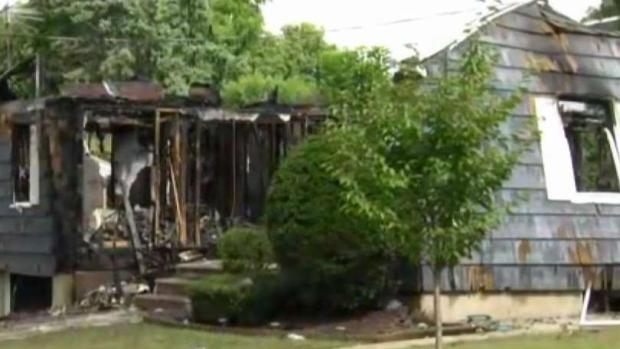 [NECN] Residents Unclear When They Can Return to Homes Following Explosion