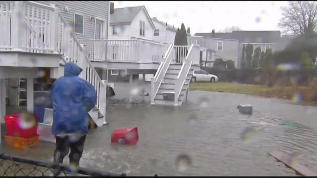 [NECN] Revere Residents Scrambling to Fight Water