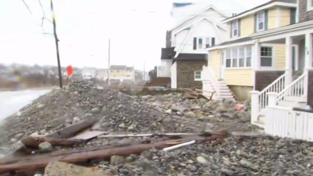 [NECN] Scituate Homes Without Power as Next Nor'easter Nears