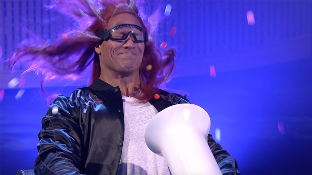 [NATL] 'Tonight': Blow Your Mind With 'The Rock'
