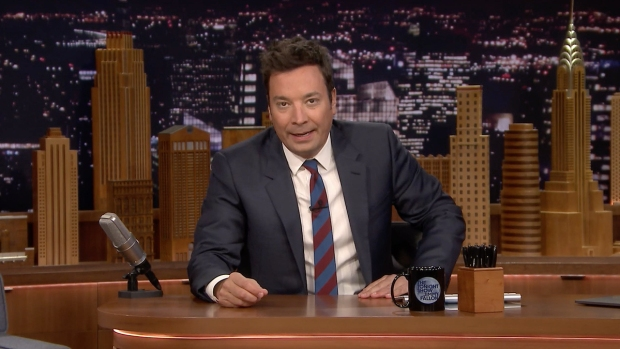 [NATL] 'Tonight': Fallon Spills 'T' on Bringing 'Tonight' to Central Park