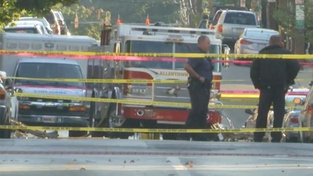 [NATL] Car Explodes in Pennsylvania; At Least 3 Dead