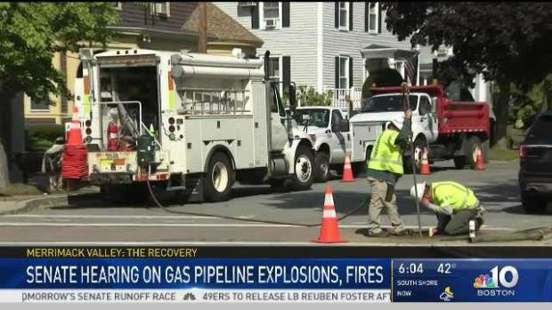 [NECN] Senate Hearing on Gas Pipeline Explosions