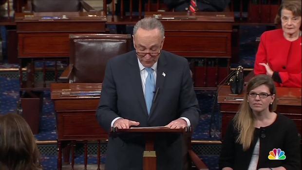 [NATL] Senate Reaches Deal to End Government Shutdown