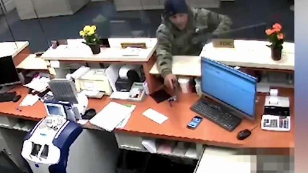 [NECN] Somerville Bank Robbery Suspect Arrested in RI