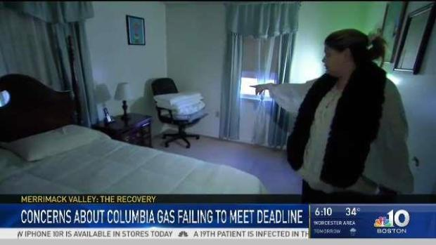 [NECN] State, Local Officials Prep to Speak on Gas Restoration