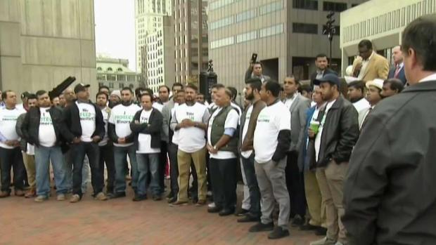 [NECN] Store Owners Rally Against Proposed Flavored Tobacco Ban