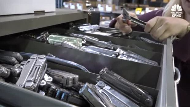 [NATL] TSA Holds Public Auction of Confiscated Items
