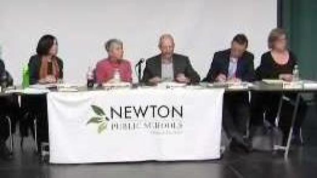 [NECN] Teachers Under Fire in Newton