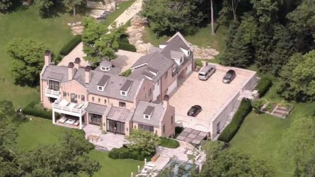 [NECN] Tom Brady Puts Brookline Home Up for Sale