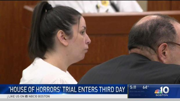 [NECN] Trial Continues in Blackstone 'House of Horrors' Case