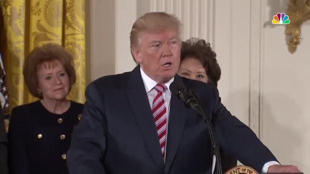 [NATL] Trump Proposes Privatizing US Air Traffic Control System