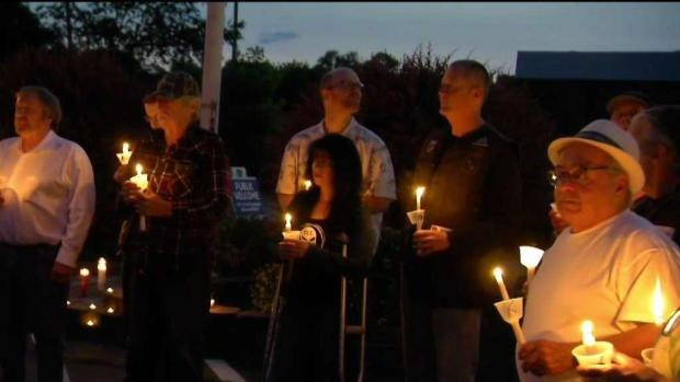 Vigil Held for Victims Killed in NH Crash