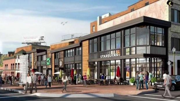 [NECN] Business Owners in Boston's North End to Meet Over Proposed Starbucks