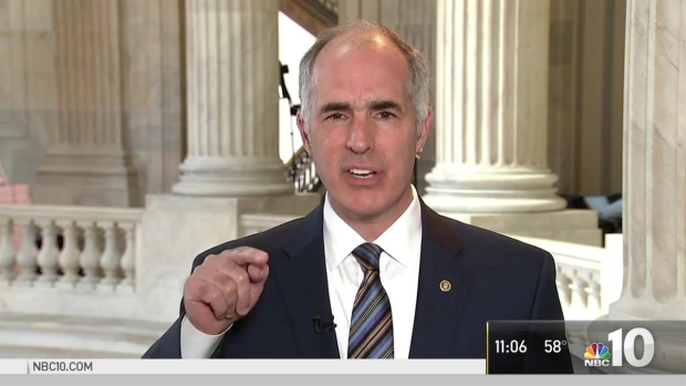 Senator Casey Pleads for Mom and Son to Not Be Deported to Honduras