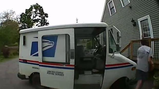Angry Delivery