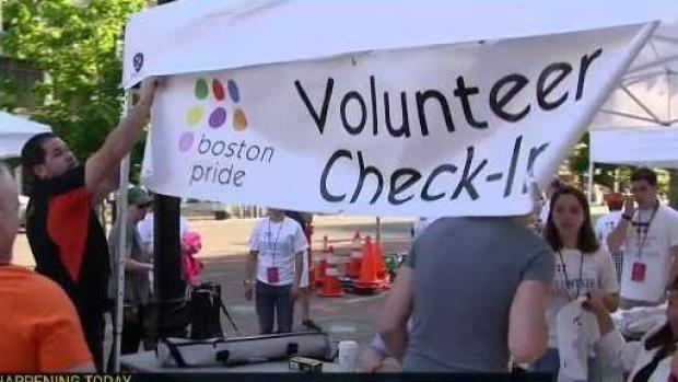[NECN] 47th Annual Boston Pride Parade Celebrated