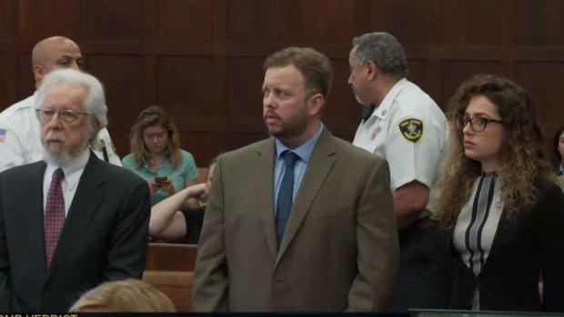 [NECN] Michael McCarthy Found Guilty of 2nd Degree Murder
