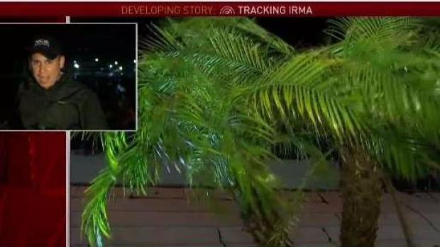 NBC Boston Reports From Florida