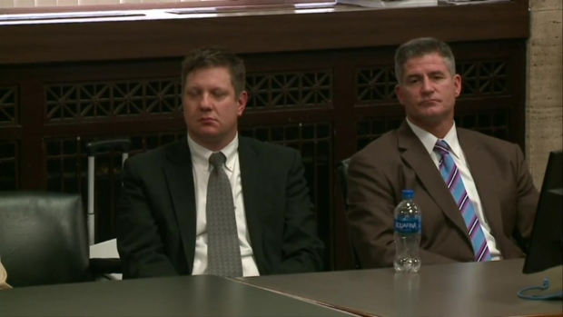 [NATL CHI] Watch: Jason Van Dyke Reacts to Guilty Verdict