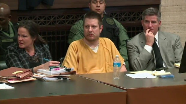 [NATL CHI] Judge Reads Sentence for Jason Van Dyke in Laquan McDonald Shooting