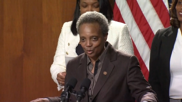 [NATL CHI] Lightfoot Says Making Up All Missed Days From Strike Is a 'Nonstarter'
