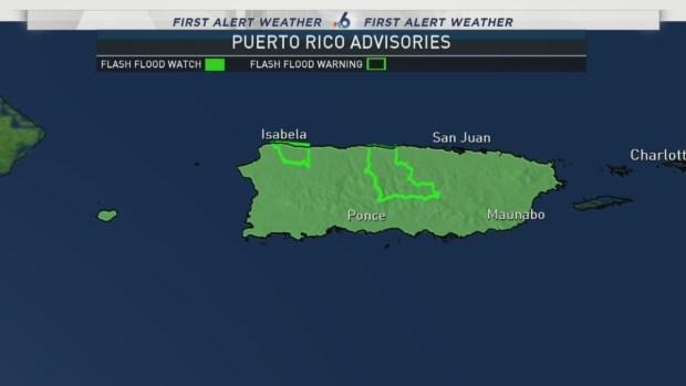 [NATL-MI] Hurricane Maria Moving Away from Bahamas, Turks and Caicos