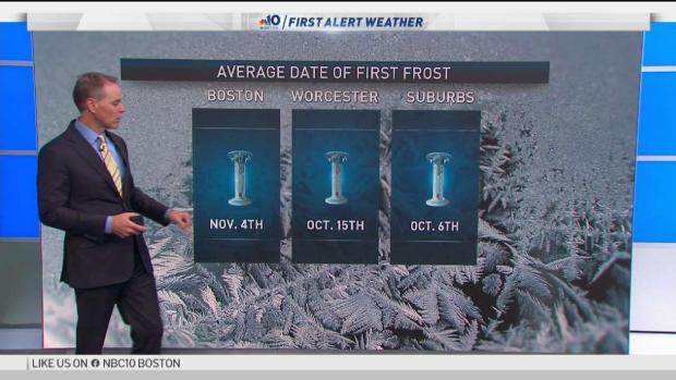 [NECN] Waiting for the First Frost
