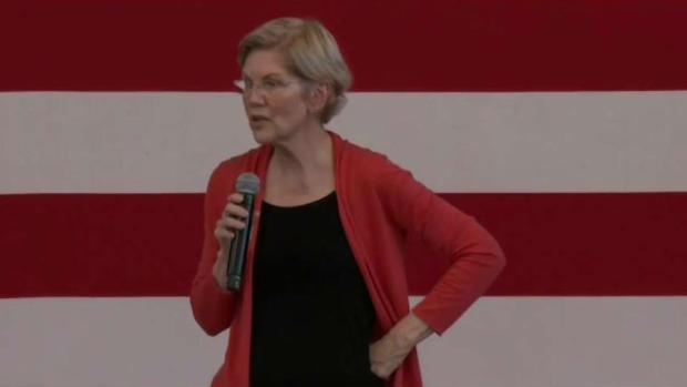 [NECN] Warren Unveils New Wall Street Plan