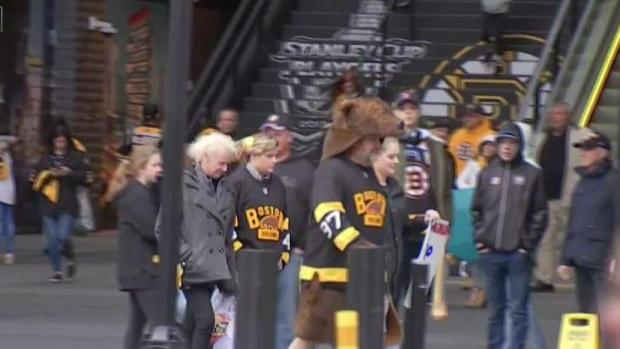 [NECN] 'We Want the Cup': Bruins Fans Celebrate Win