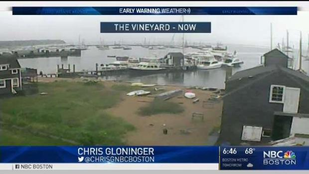 [NECN] Weather Forecast: Some Showers Expected This Weekend