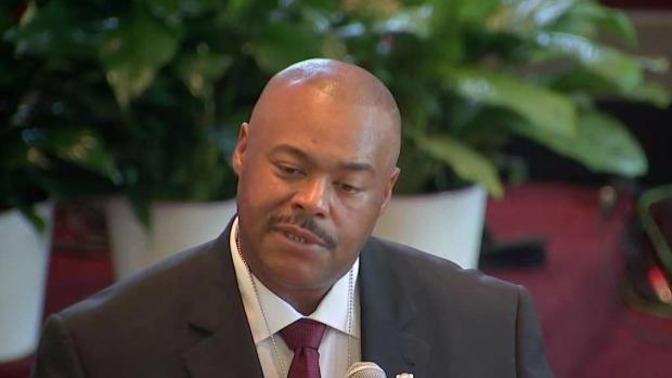 [NECN] William Gross Sworn in as Boston's First Black Police Commissioner