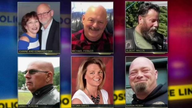 [NECN] Witnesses Describe Horrific NH Crash