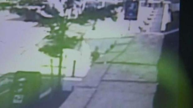 [NECN] Woman Critically Injured in Boston After Being Struck by Debris