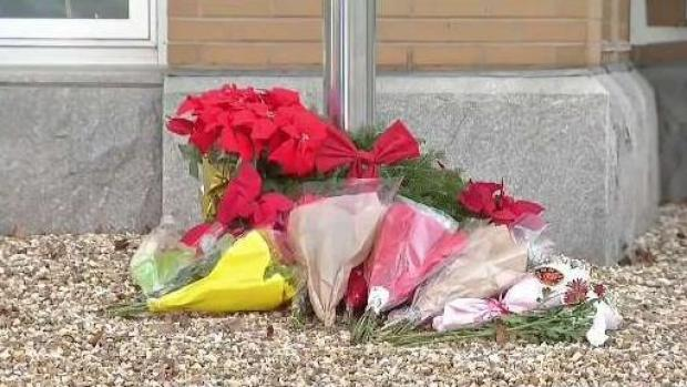 [NECN] Worcester Community Reacts to Firefighter's Death