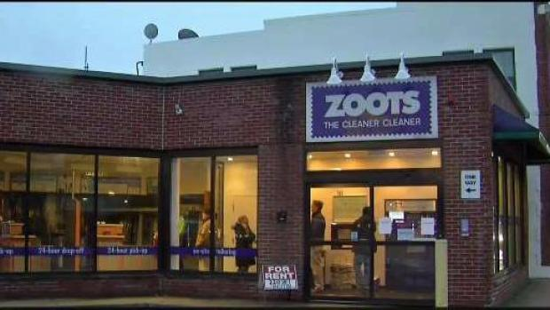 [NECN] Zoots Reopens to Return Clothes