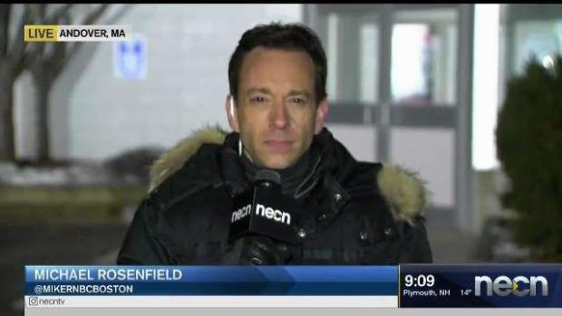 [NECN] Andover Hockey Coaches Are In Hot Water After Allegations
